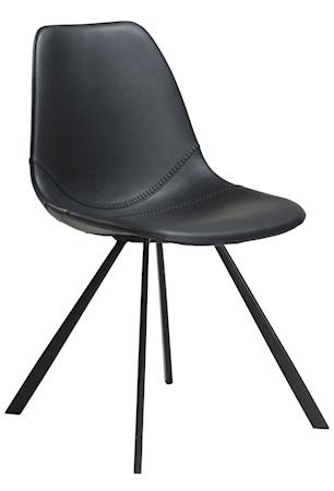 Dan Form Denmark Pitch stol ? Svart /svart