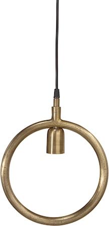 Bilde av PR Home Circle Taklampe Råmessing 25cm