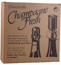 Champagne fresh- Vakuumpump och Återförslutningskork