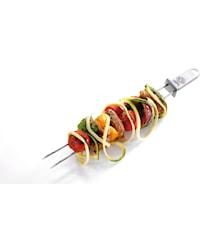 Twinco BBQ Grillspett med reglaget 2 st