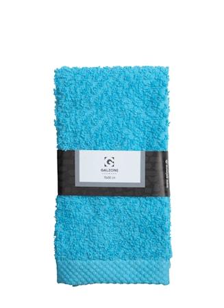 Galzone Håndklæde - 100% bomuld - 400 g - Turkis - L 70,0cm - B 50,0cm - Sleeve - Stk. thumbnail