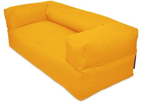 Pusku Pusku Sofa moog OX sittsäck - Yellow