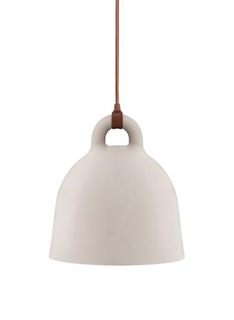 Normann Copenhagen Bell Lamppu Hiekka S