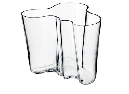 Bilde av Aalto Vase 160 mm klar
