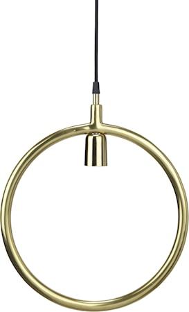 Bilde av Circle taklampe Gull 25 cm