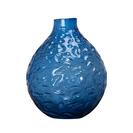 Vas The big blue Blå 35cm