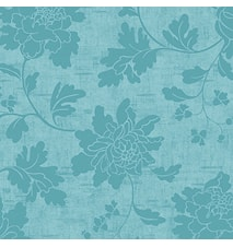 Servetter 40 cm Dunilin Venezia Pastel Turquoise 12 st