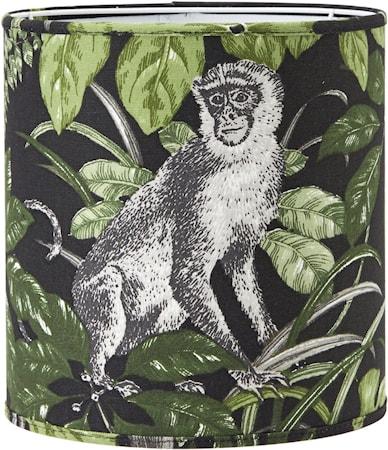 Celyn Lampskärm Monkey Green 20cm