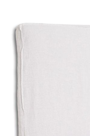 Himla Sänggavel m. Klädsel Mira Loose-fit white 160x140