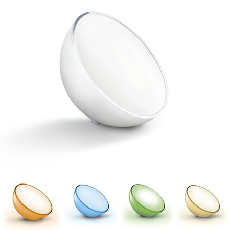 Philips Hue Go Color Bærbar bordlampe thumbnail