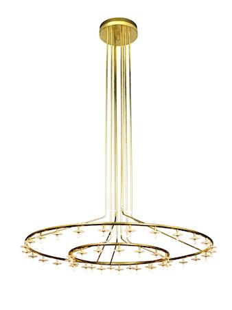 Bilde av Örsjö Stardust S taklampe – Messing