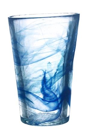 Bilde av Kosta Boda Mine Blå Vase 19 cm