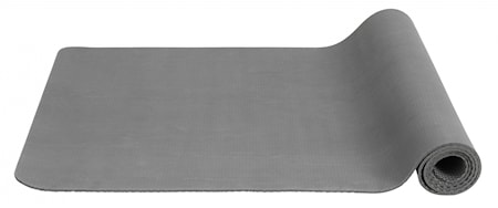 YOGA mat, cool grey