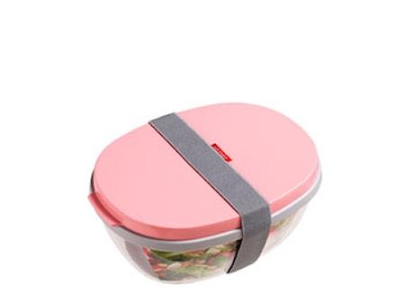 Rosti Mepal Salaattilaatikko Elipse Duo pink