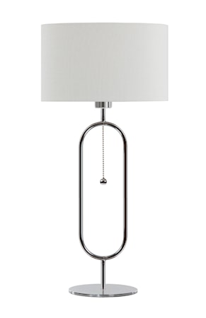 Diva Bordslampa XL Krom