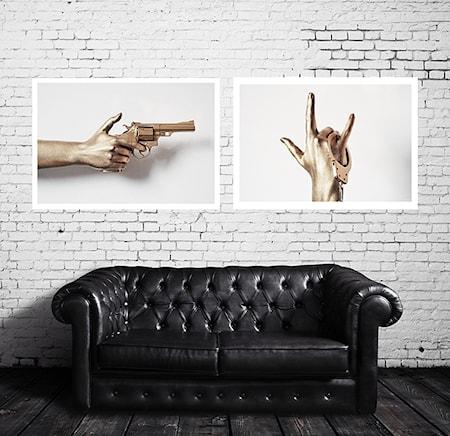 Bilde av Sealoe BANG BANG gull + 911 poster