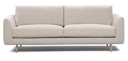 Interface Tete 3-sits soffa