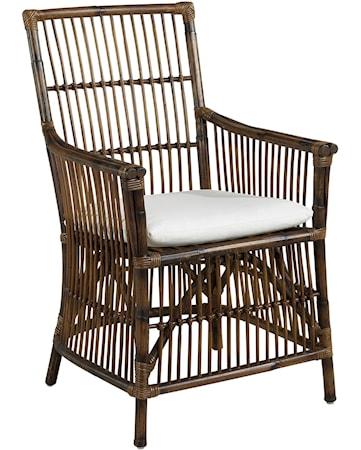 Artwood Columbus armchair exkl. dyna - Antique