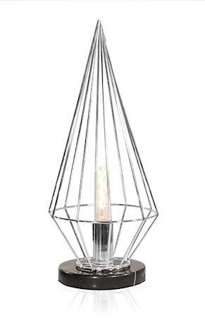 Bilde av Globen Lighting Bordlampe Keops Krom