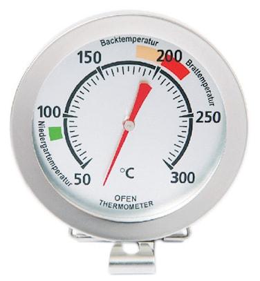 Analog ugnstermometer med clips