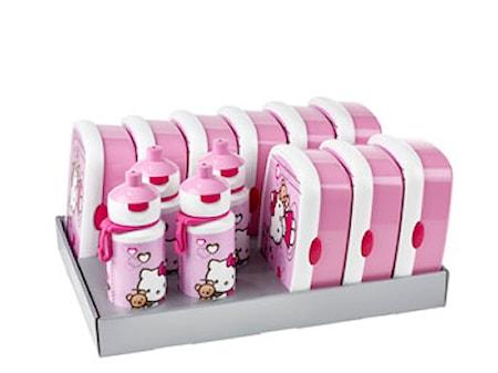 Rosti Mepal Lounasrasiasetti + vesipulloja Hello Kitty 13-osaa