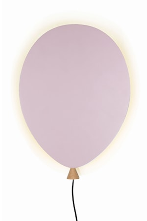 Vägglampa Balloon