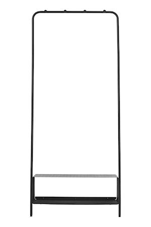 House Doctor Klädhängare Ways 74x32x170 cm - Svart