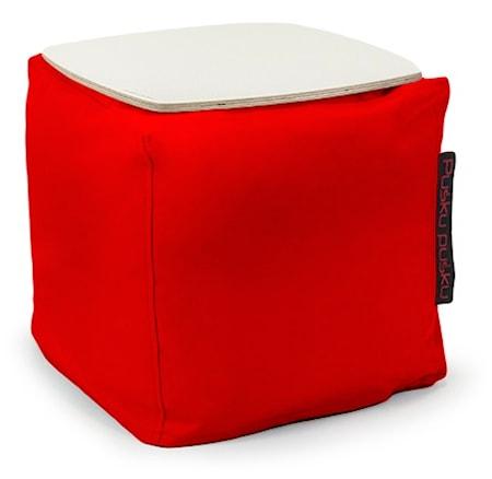 Pusku Pusku Soft table 40 OX sidobord - Red