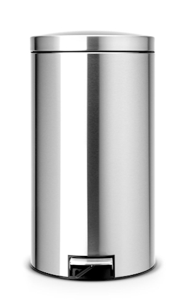 Brabantia Poljinroskis 20/20L Matt Steel