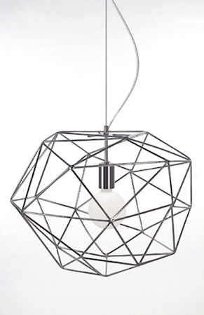 Bilde av Globen Lighting Pendel Diamond Krom