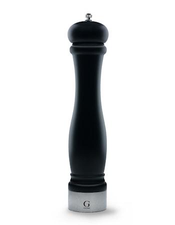 Gense Java matta Maustemylly, suola/pippuri, Musta 30 cm