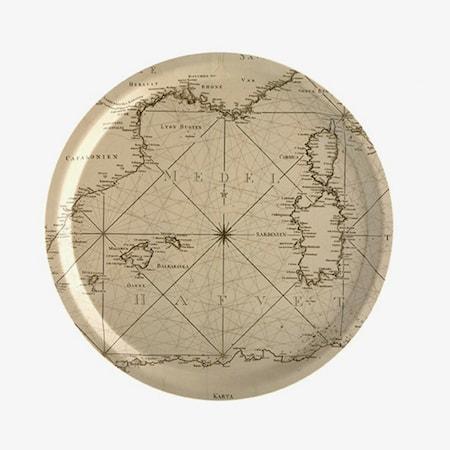 SLAM Middellhavet Bakke 31 cm thumbnail