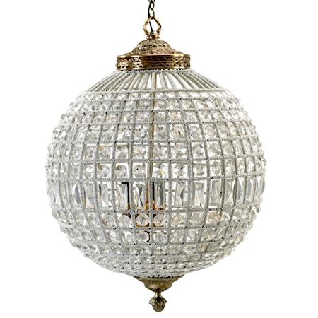 Nordal Crystal lamp Kattolamppu - Large