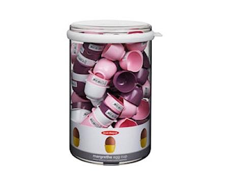 Rosti Mepal Munakupit Margr Box 100 Punainen
