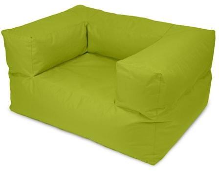 Pusku Pusku Moog OX sittsäck - Lime