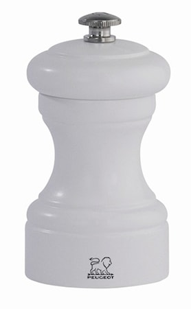 PEUGEOT Bistro Saltkværn Mat Hvid 10 cm