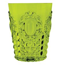 Vattenglas 25 cl Grön Akryl