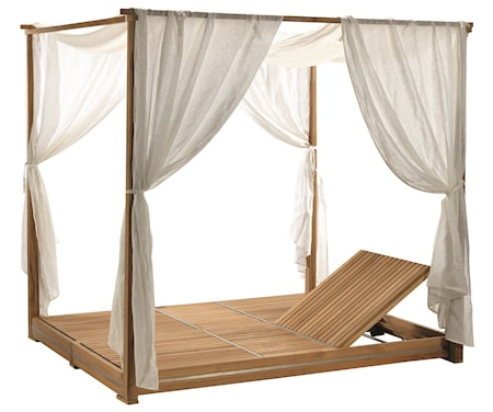 Ethimo Essenza lounge bed