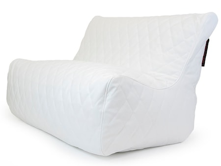 Pusku Pusku Sofa seat quilted outside sittsäck - White