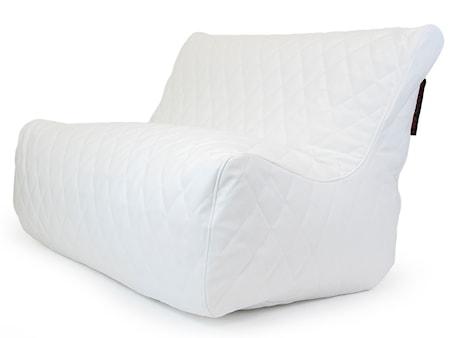 Pusku Pusku Sofa seat quilted outside sittsäck - White