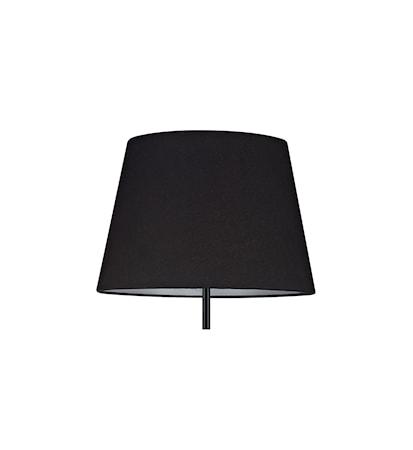 Markslöjd Trend Lampunvarjostin Musta 38 cm