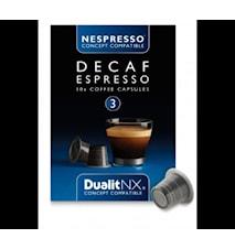 Kaffekapsel Decaf  N/X 10-pack