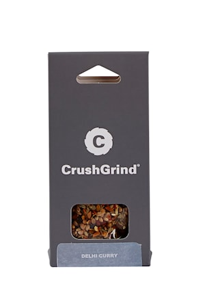 CrushGrind Mauste Delhi Curry