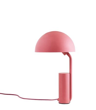 Bilde av Normann Copenhagen Cap Bordlampe Rosa