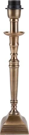Bilde av PR Home Salong Lampefot Antikk messing 42 cm