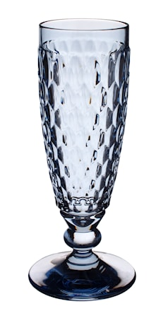 Villeroy & Boch Boston coloured Champagneglass Blå thumbnail