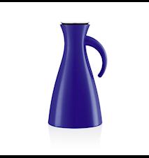 Termoskanna 1 liter blå