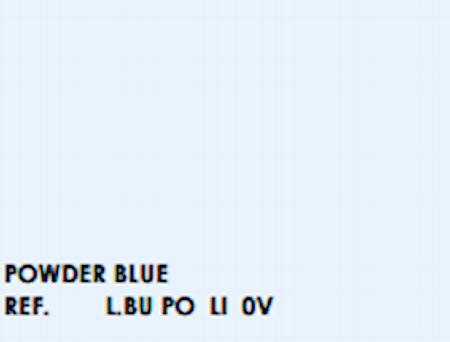 Mathy By Bols Volute byrå ? 3 lådor ? Powder blue