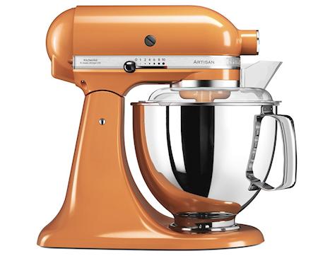 KitchenAid Artisan 175 Yleiskone 4,8 litraa Oranssi