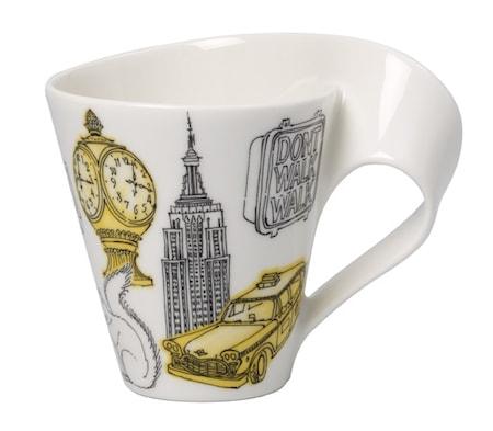 Villeroy & Boch NewWave Caffe New York Muki 0,35l GB